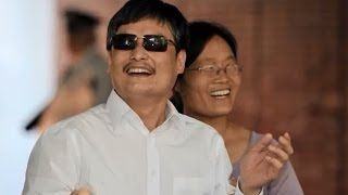 Chen Guangcheng: A Champion for Human Rights in China