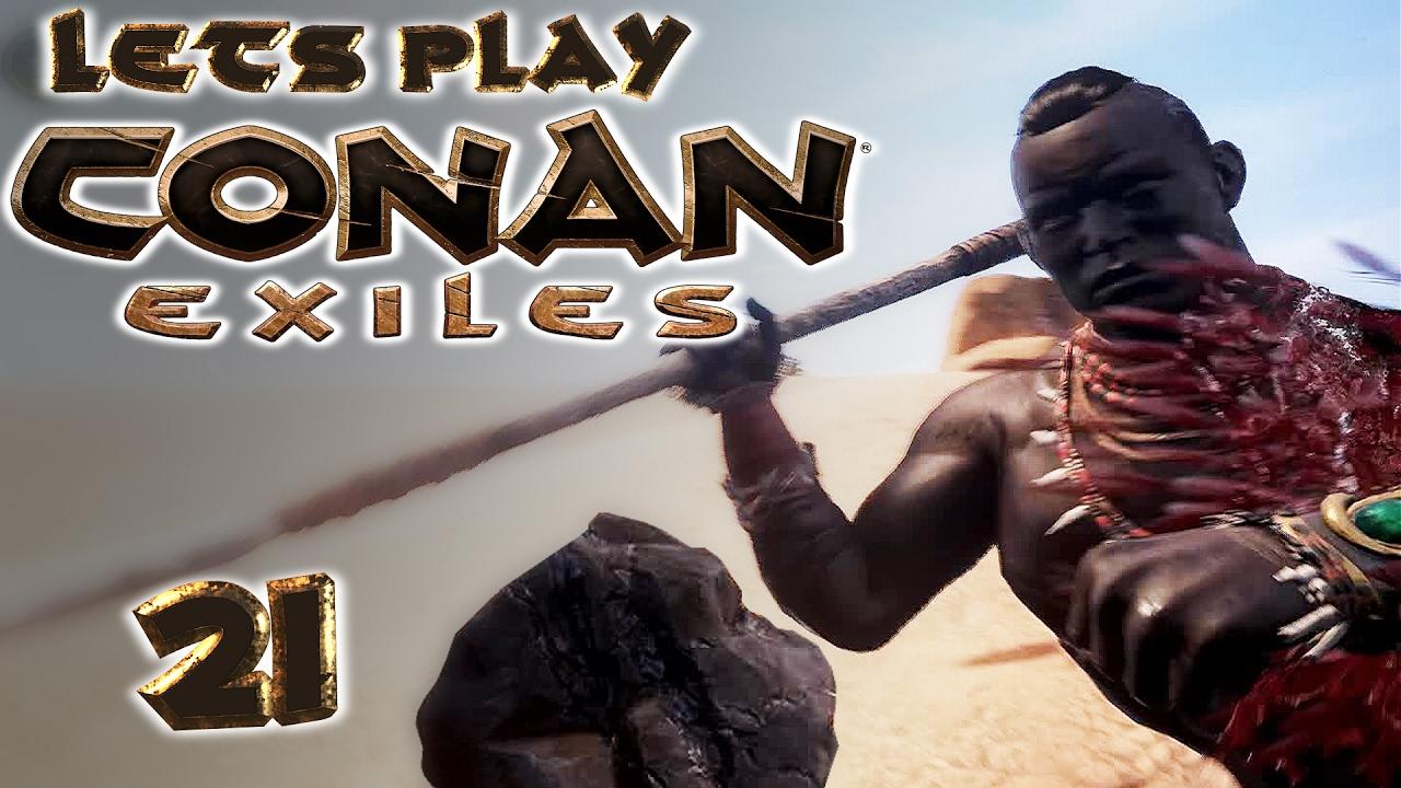 Conan Exiles Kohle