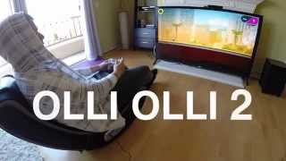 Olli Olli 2 Gameplay on the PS4, Skateboard Game