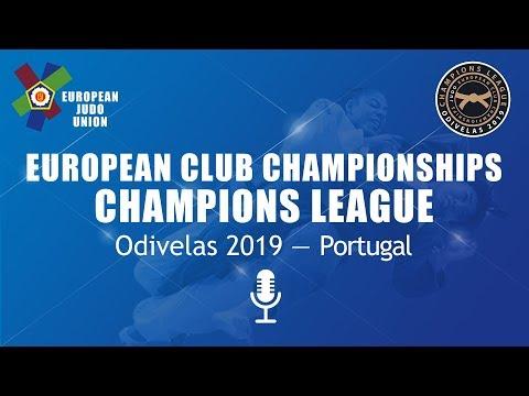 European Club Championships - Champions League Odivelas 2019