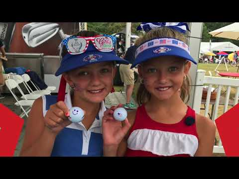 Happy Holidays From LPGA*USGA Girls Golf