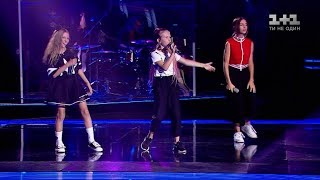 Yelyzaveta, Oleksandra, Nino 'Imia 505' - The battles - Voice.Kids - season 4