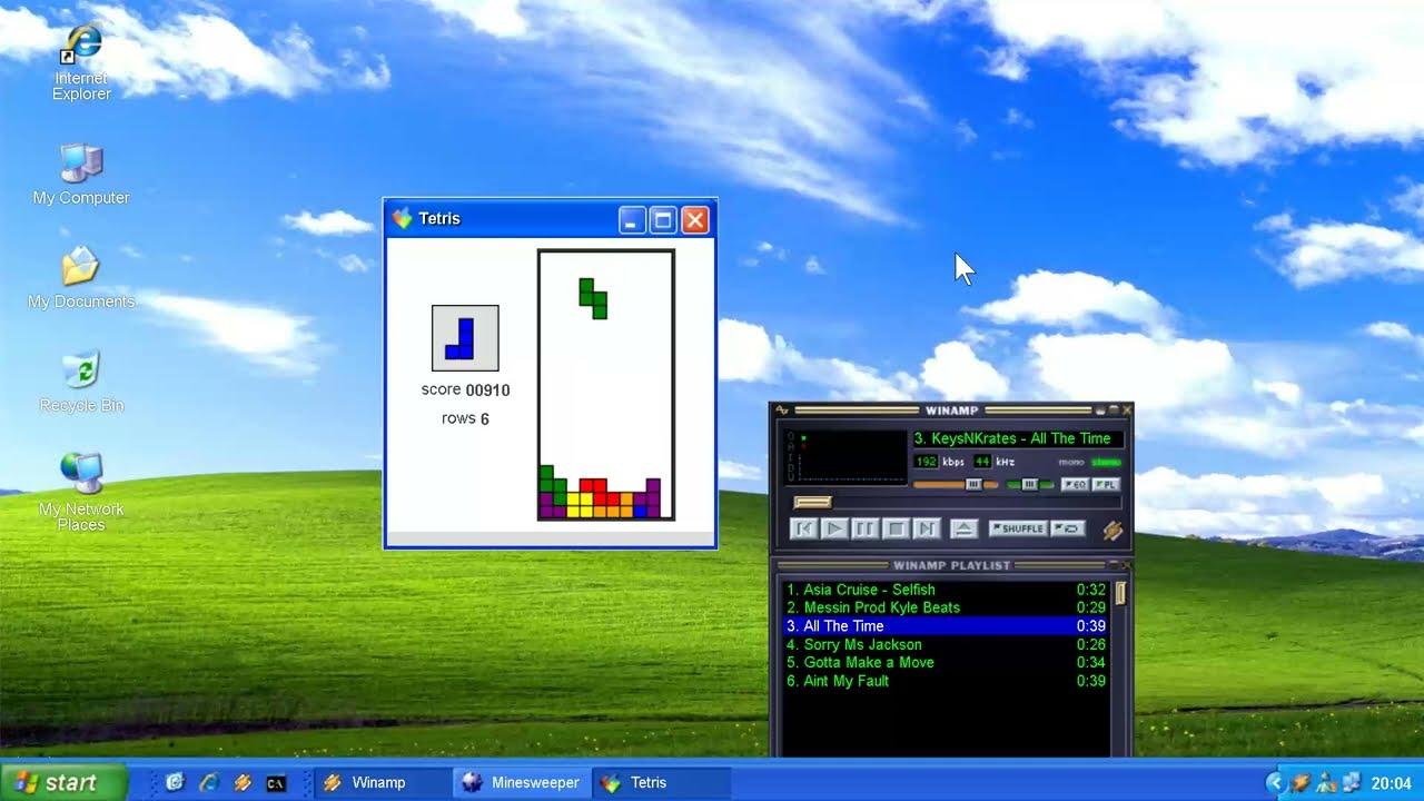 FAKE EMULATOR Online Windows XP Operating System Simulator FROM GEEKPRANK  COM