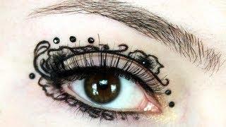 Mehndi Eyes