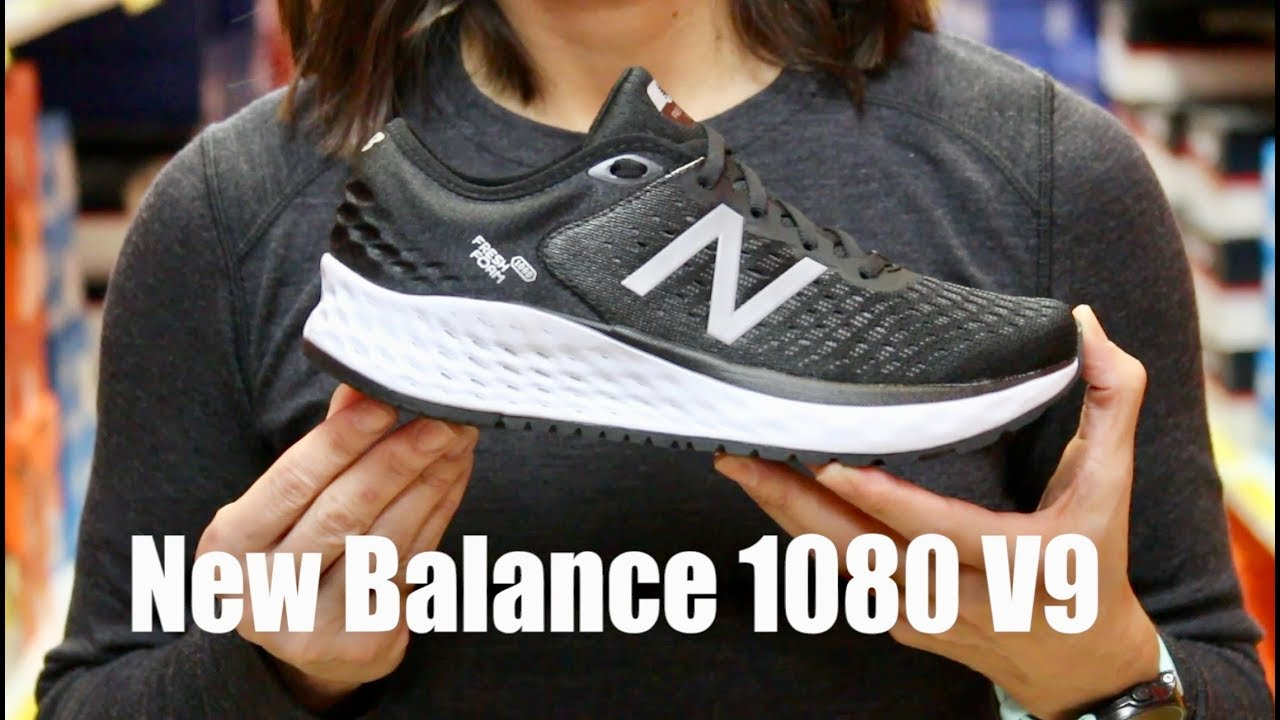 New Balance 1080 v9 Shoe Review