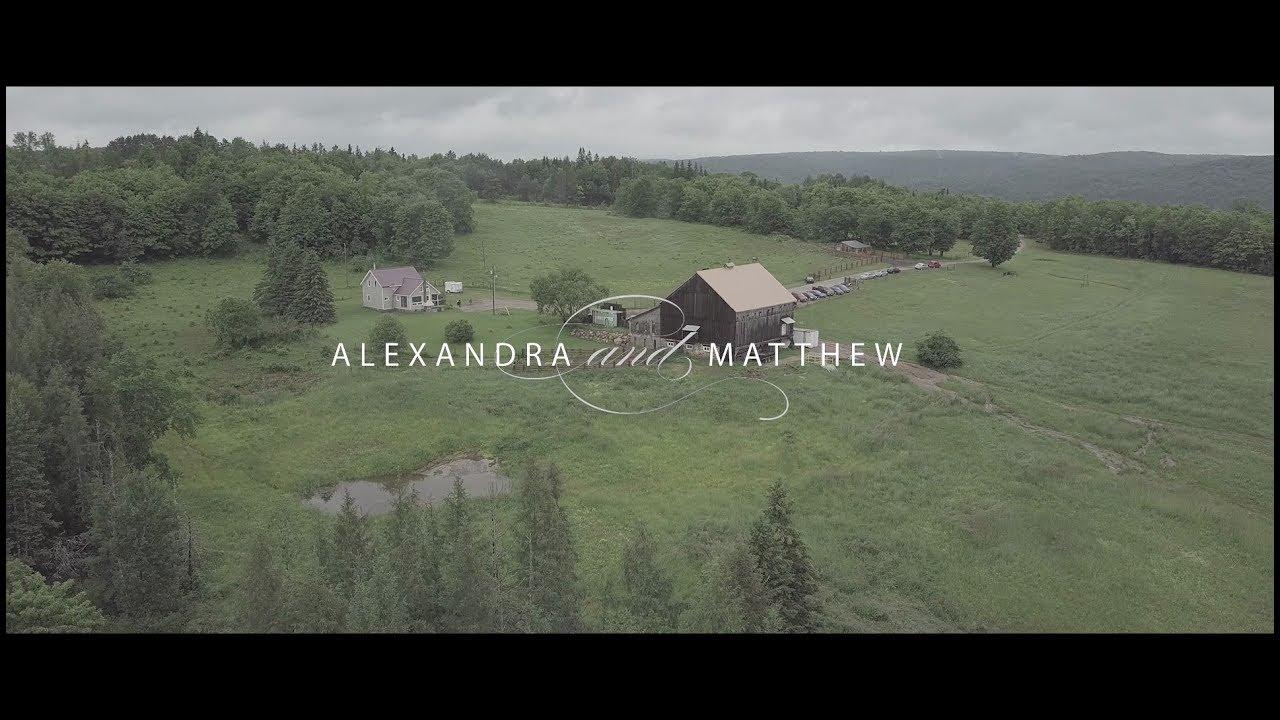 Alexandra Matthew Mel Gibson Ranch North Bay Wedding Film