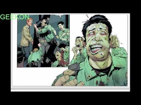 ЖИВЫЕ КОМИКСЫ: Бэтмен Смерть в семье #1