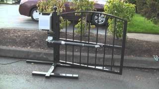 Aleko® Gateguard Swing Gate Opener