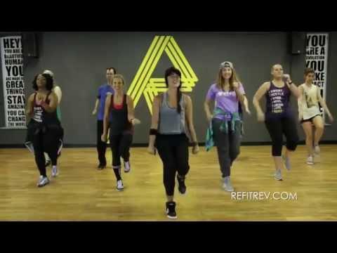 Zumba Let's Get Loud Jennifer Lopez Choreography Chetoel