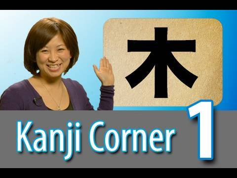 Learn Japanese Kanji - Could Kanji really be this easy??