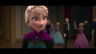 "Disney's Frozen ""party Is Over"" Clip"