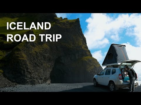 Iceland Road Trip With Travel Suggestions