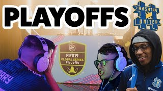 CHANCE AT $250,000?! - FIFA 19 GLOBAL SERIES PLAYOFFS VLOG!!