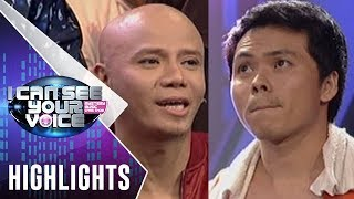 Wacky Kiray, naalala si Jake Cuenca kay Gold Pedalist | I Can See Your Voice PH