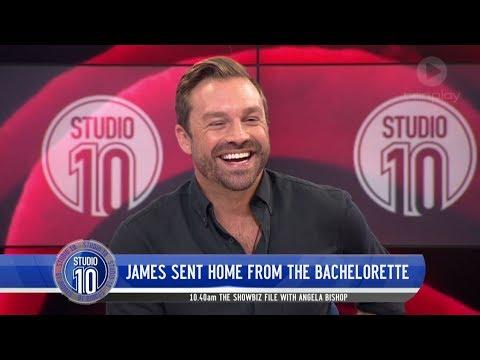 James From The Bachelorette 2017   Studio 10