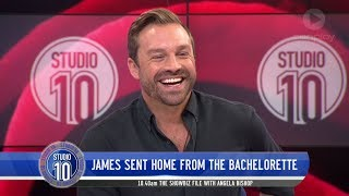 Video James From The Bachelorette 2017 | Studio 10 download MP3, 3GP, MP4, WEBM, AVI, FLV November 2017