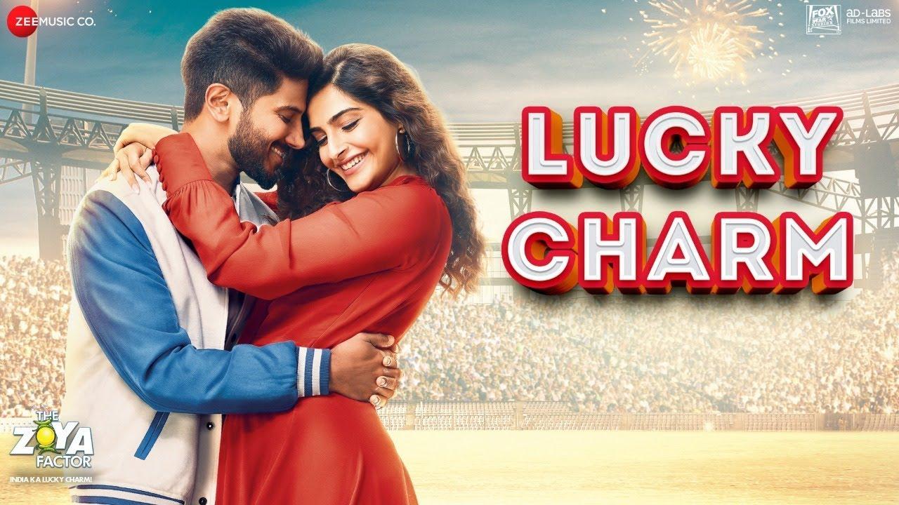 Lucky Charm - The Zoya Factor | Sonam K Ahuja | Dulquer Salmaan | Raghuvir & Shankar Mahadevan |