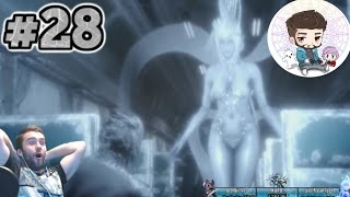 SUPER HYPE Final Fantasy XV playthrough- PART 29: Epic train battle, Aranea and Shiva reveal!