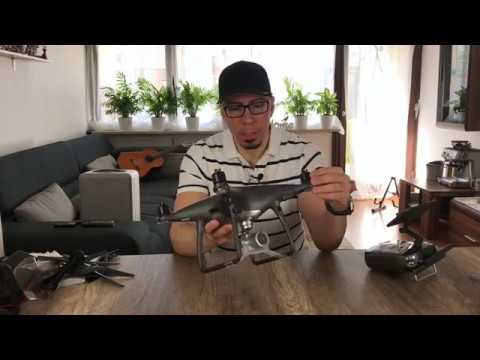Unboxing: dji Phantom 4 Pro + Obsidian edition