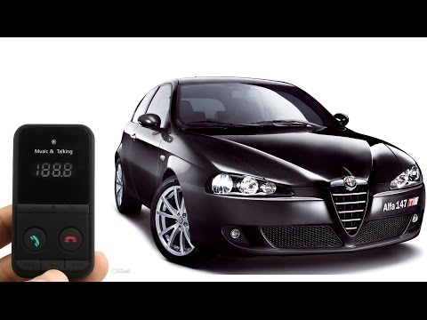 Bluetooth Wireless Handsfree MP3 Player FM Transmitter - Test