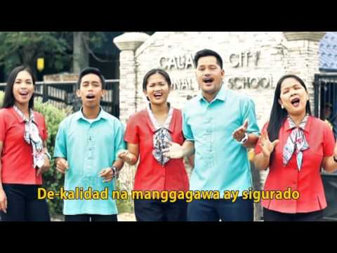 K 12 JINGLE with subtitle REGIONAL ENTRY CAUAYAN CITY DIVISION