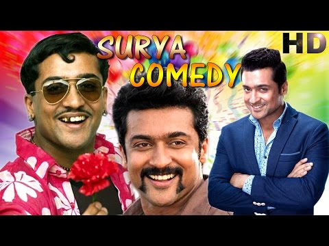 Surya Comedy Scene | Full HD 1080 | Latest Tamil Comedy | New Surya Comedy Upload 2016