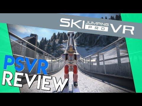 Ski Jumping Pro VR | PSVR Review