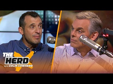 Doug Gottlieb on Zion's readiness for NBA, talks Westbrook and Harden as a duo | NBA | THE HERD