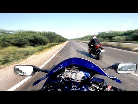 Chasing Fast & Loud SUPERBIKE
