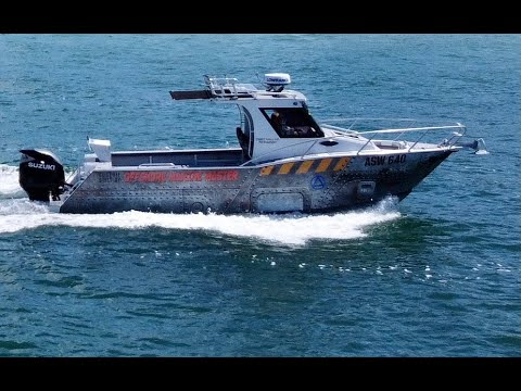Offshore Marine Master 750 GT Boat Review