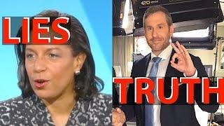 Mike Cernovich Breaks LYIN' Susan Rice WIRETAPPING SCANDAL; Fake News MSM CRIES