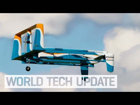 Amazon Prime Air gets a new drone