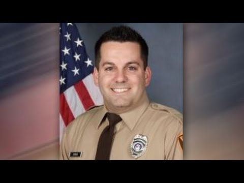 St. Louis County officer Blake Snyder killed in line of duty
