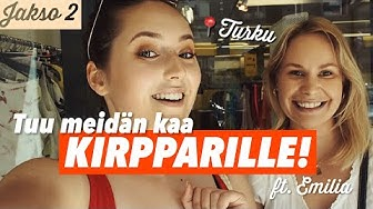 KIRPPISKIERROS Turussa - Jakso 2 | Ida Starck