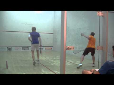 Russia Executive squash tour round 9 part 1
