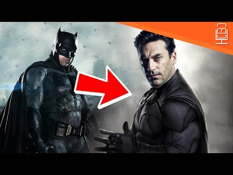 Jon Hamm to Replace Ben Affleck as Batman Rumors