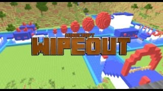 Wipeout! (Minecraft Parkour/Obstacle Course)