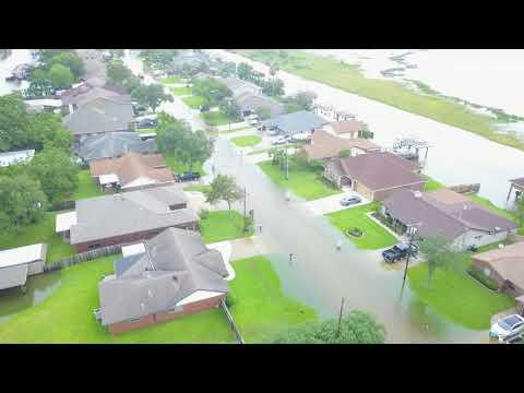 Hurricane Harvey Aftermath - Texas City, TX