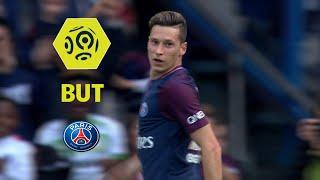 But Julian DRAXLER (45') / Paris Saint-Germain - Girondins de Bordeaux (6-2)  / 2017-18