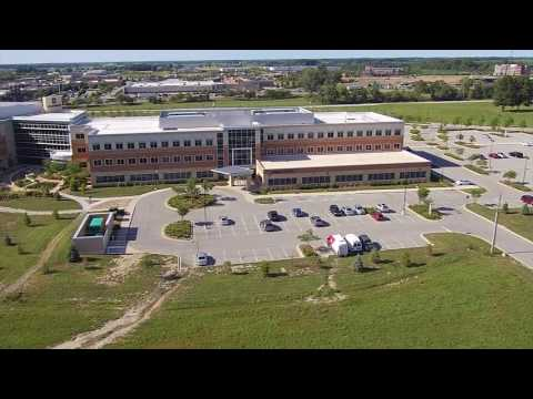 Drone Flight Over Fishers And Noblesville Indiana
