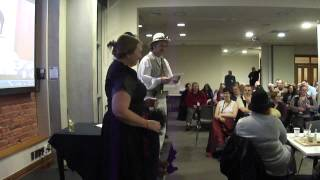 Reconnaissance 36th New Zealand National Science Fiction & Fantasy Convention 2015 The Bid