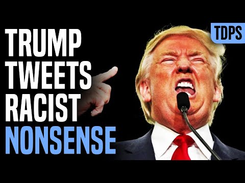 Trump Defends Confederate Flag, Tweets Racism, WON'T STOP Lying
