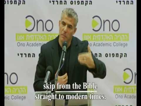 Thinking about Haredim - Makom Israel