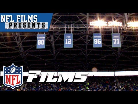 The Only Man to Wear 12 For the Seattle Seahawks | NFL Films Presents
