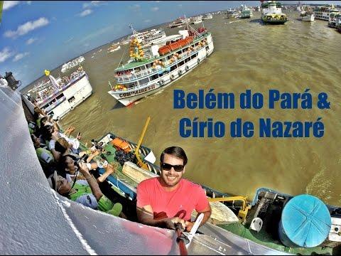 Belém, durante o Círio de Nazaré
