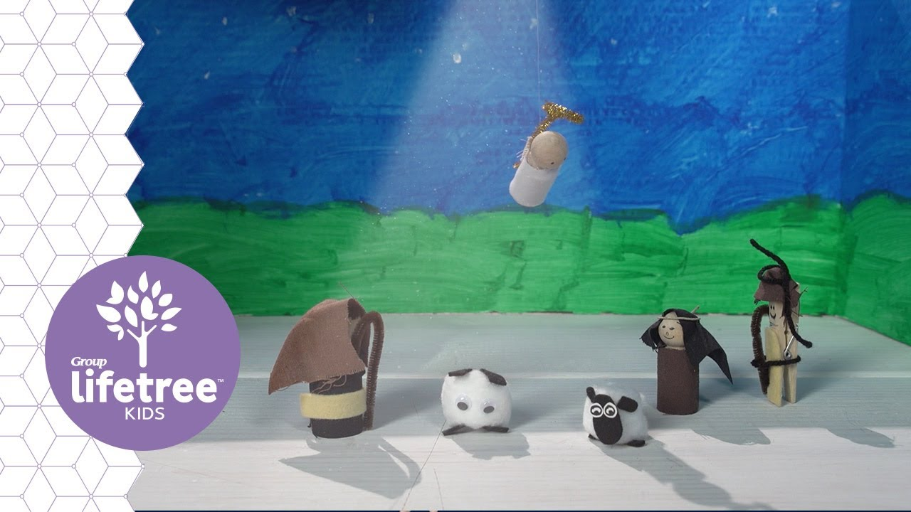 the christmas story made by me nativity lifetree kids - When Was Christmas Story Made