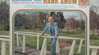 Hank Snow - Teardrops In My Heart