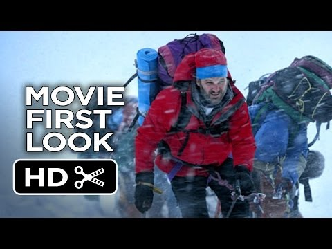 Everest - Movie First Look (2015) - Jake Gyllenhaal, Josh Brolin Movie HD