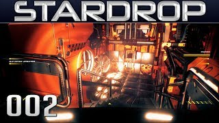 STARDROP [002] [Die Generatoren einschalten] Let's Play Gameplay Deutsch German thumbnail