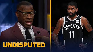 UNDISPUTED | Shannon reacts to Steve Nash doesn't know why Kyrie missed Thursday's Nets-Sixers game